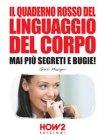 Il Quaderno Rosso del Linguaggio del Corpo - eBook Giusi Maugeri