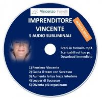 Imprenditore Vincente - AudioCorso Mp3 Vincenzo Fanelli