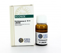 Quintessenza di Limone - 10 ml. Ecosol