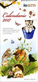 Calendario 2017 - Io Gatto - Formato Grande