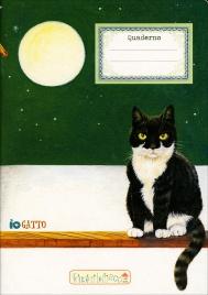 Quaderno da Zaino - Io Gatto