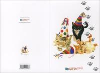 Iogatto Card - Gatti Party