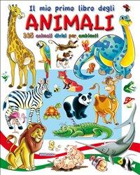Il Mio Primo Libro degli Animali (eBook) - PDF