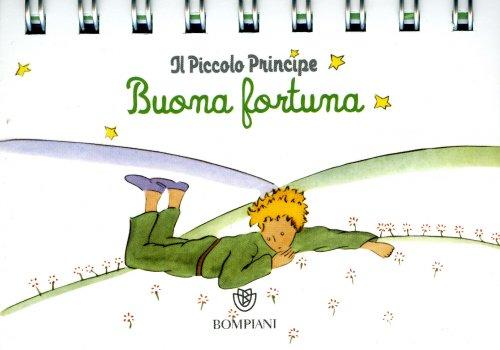 Favoloso Il Piccolo Principe - Buona Fortuna - Libro di Antoine De Saint  QV97