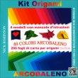 Kit Origami - Arcobaleno Nick Robinson