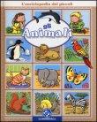 L'Enciclopedia dei Piccoli: Gli Animali Emilie Beaumont