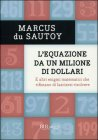 L'Equazione da un milione di dollari Marcus Du Sautoy