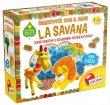 La Savana - Creativit� con il Mais - 150 Pz. - 3/6 Anni
