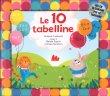 Le 10 Tabelline - Con CD Audio