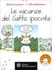 Le Vacanze del Gatto Ipocrita Helene Lasserre Gilles Bonotaux