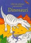 Libri da Colorare con Attività - Dinosauri