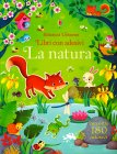 La Natura - Libri con Adesivi Federica Iossa Felicity Brooks