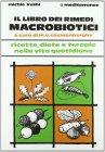 Il Libro dei Rimedi Macrobiotici Michio Kushi