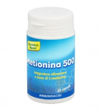L-Metionina - 30 Capsule