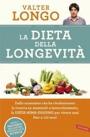 La Dieta della Longevità eBook Valter Longo
