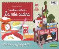Incastra e Costruisci - La Mia Cucina Milena Zanotelli