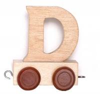Lettera D per Trenino - Legler