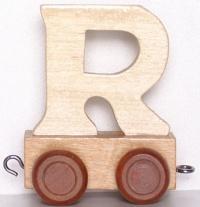 Lettera R per Trenino - Legler