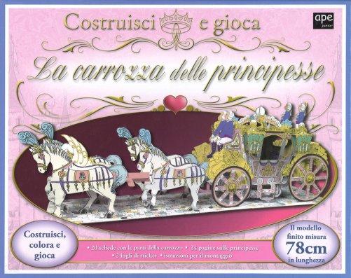 Letto Carrozza Disney : Letto carrozza principesse disney world: camerette disney
