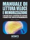 Manuale di Lettura Veloce e Memorizzazione eBook