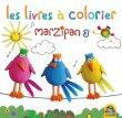Les Livres à Colorier - Marzipan 3