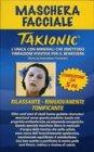 Maschera Facciale Takionic - 5 Pezzi