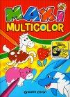 Maxi Multicolor Francesca Pellegrino