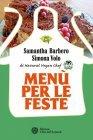 Menù per le Feste - eBook - Samantha Barbero