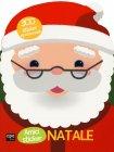 Amici Sticker - Babbo Natale Kate Ward