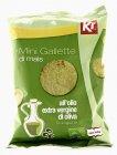 Mini Gallette di Mais all'Olio Extravergine di Oliva - Ki Group
