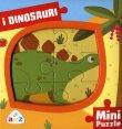 Mini Puzzle - I Dinosauri Rita Giannetti
