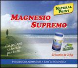 Magnesio Supremo® Solubile in Bustine