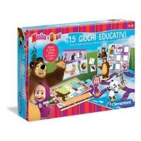 Masha e Orso - 15 Giochi Educativi