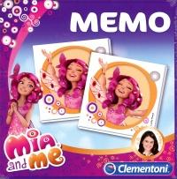 Memo Mia and Me - Clementoni