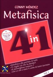Metafisica 4 in 1 - Volume 1 Conny Méndez