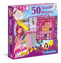 Mia and Me 50 Giochi Riuniti - Clementoni