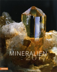 Calendario Minerali - Mineralien 2017