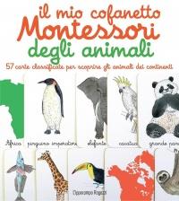 Il Mio Cofanetto Montessori degli Animali Ève Herrmann