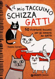 Il Mio Taccuino Schizza Gatti