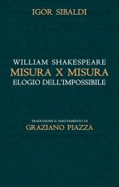 Misura x Misura William Shakespear