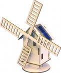 Mulino a Vento a Energia Solare