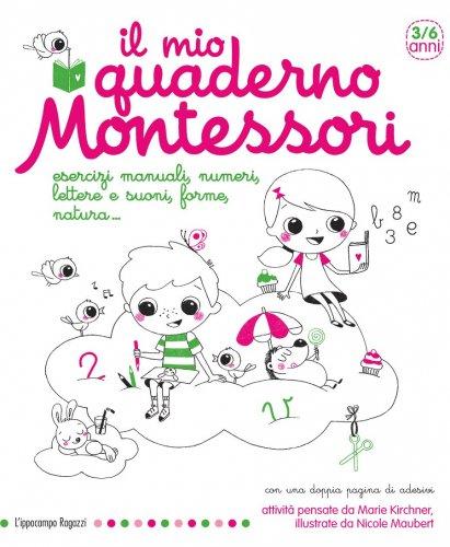 Il Mio Quaderno Montessori - Marie Kirchner - Libro