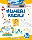 Numeri Facili 5/6 Anni Roberta Fanti