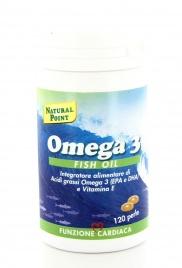 Omega 3 Fish Oil - Funzione Cardiaca