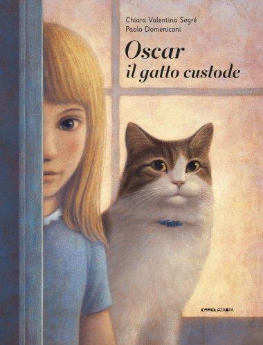 Oscar il gatto custode chiara v segr e paolo domeniconi - Rivenditori casa valentina ...