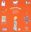 Il Piccolo Principe - Calendario da Tavolo con Cartoline 2017