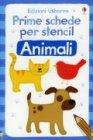 Animali - Prime Schede per Stencil