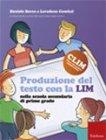 Produzione del Testo con la LIM nella Scuola Secondaria di Primo Grado