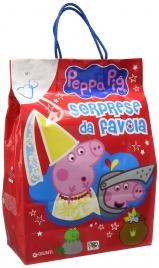 Peppa Pig Shopper Bag - Sorprese da Favola!