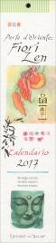 Calendario 2017 - Fiori Zen - Formato Piccolo